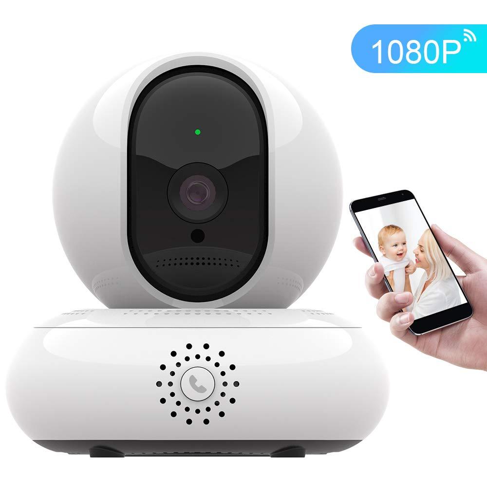 Caméra de Surveillance 1080P Wifi à 13.49€
